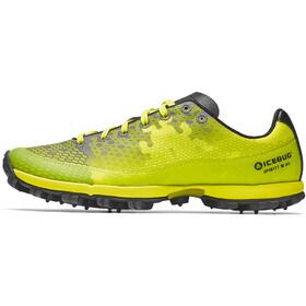 Icebug Spirit7 OLX Shoes Herr slate gray/poison